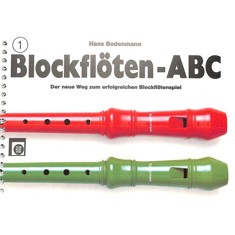 Bodenmann Blockflöten ABC 1