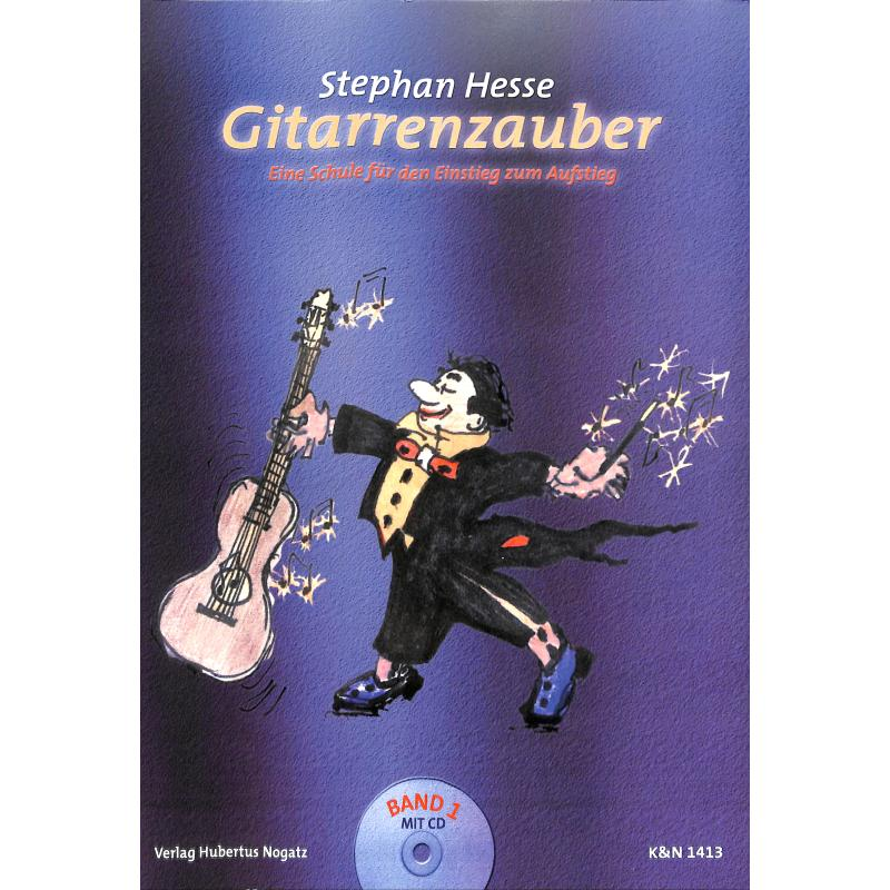 Hesse Gitarrenzauber 1 mit CD
