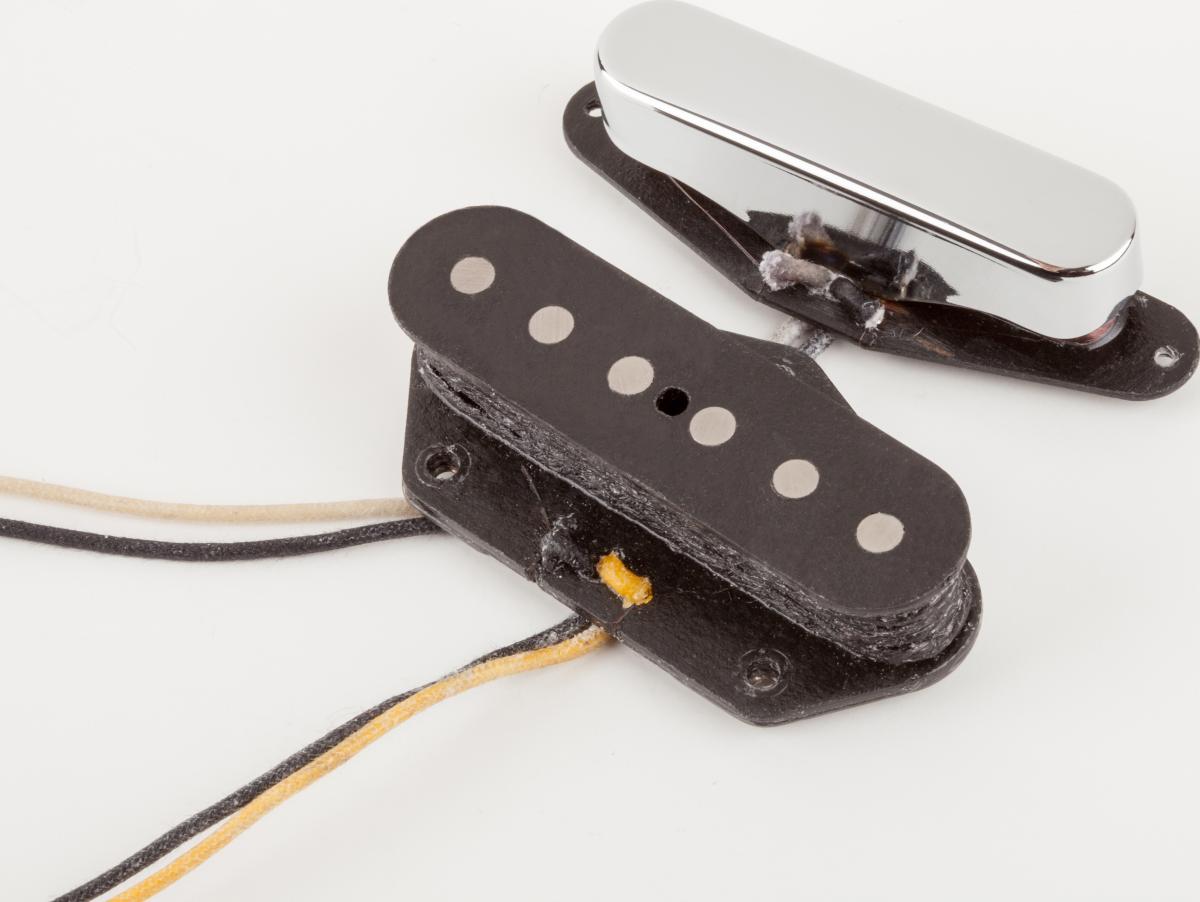 Fender CS 51 Nocaster Pickupset (2)