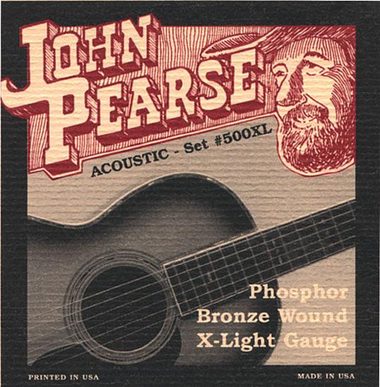 John Pearse Ph. Bronze 500 XL